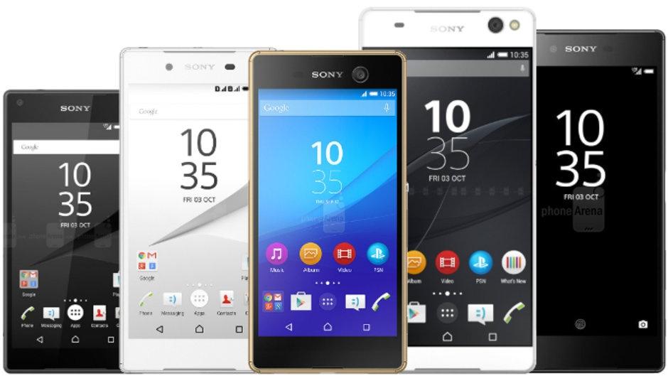 that bai cua Sony,  LG va HTC anh 2