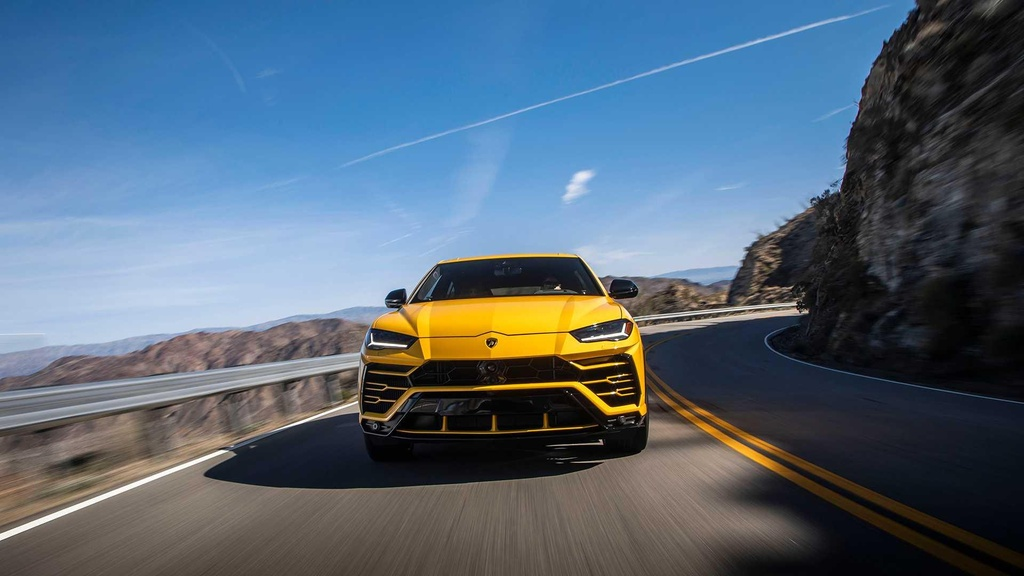 Sieu SUV Lamborghini Urus, ke thuc thoi lam nen lich su hinh anh 2