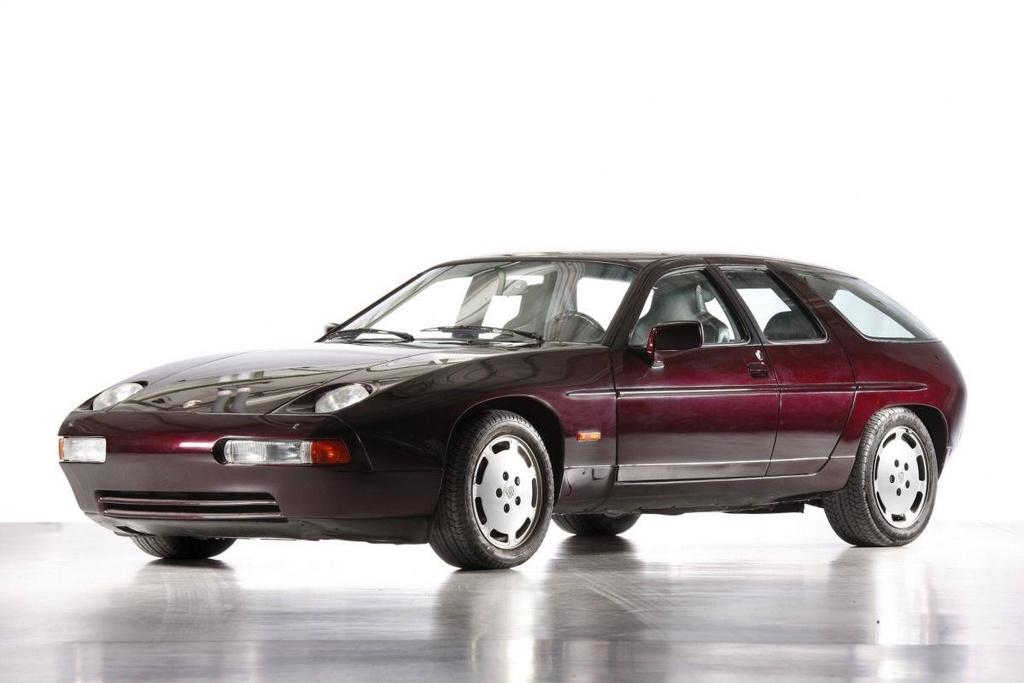 Panamera, chiec sedan thay doi dinh nghia ve xe Porsche tron 10 tuoi hinh anh 4