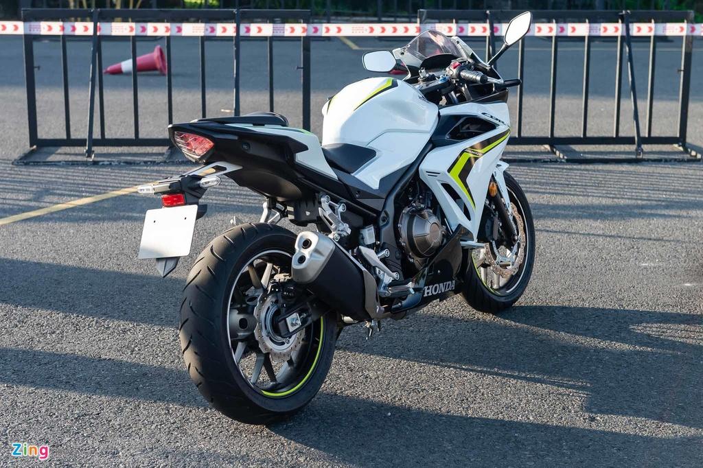 Can canh Honda CBR500R 2019 vua ve dai ly, gia 187 trieu dong hinh anh 9