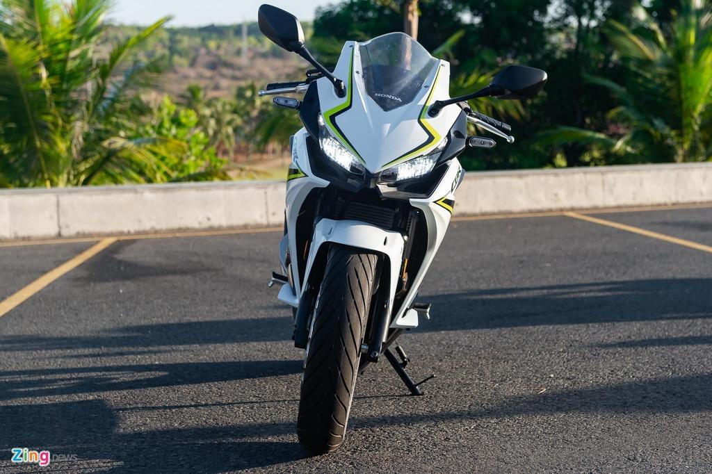 Can canh Honda CBR500R 2019 vua ve dai ly, gia 187 trieu dong hinh anh 1