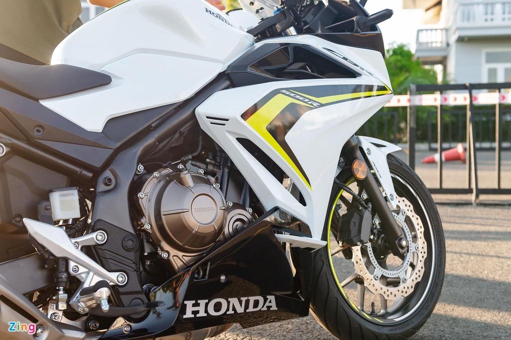 Can canh Honda CBR500R 2019 vua ve dai ly, gia 187 trieu dong hinh anh 6