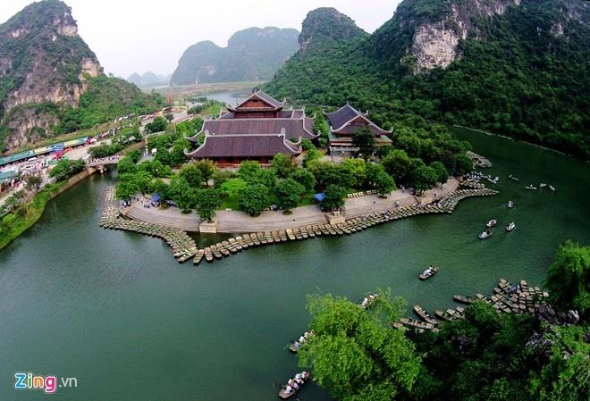 8 di san the gioi hut khach tai Viet Nam hinh anh 4