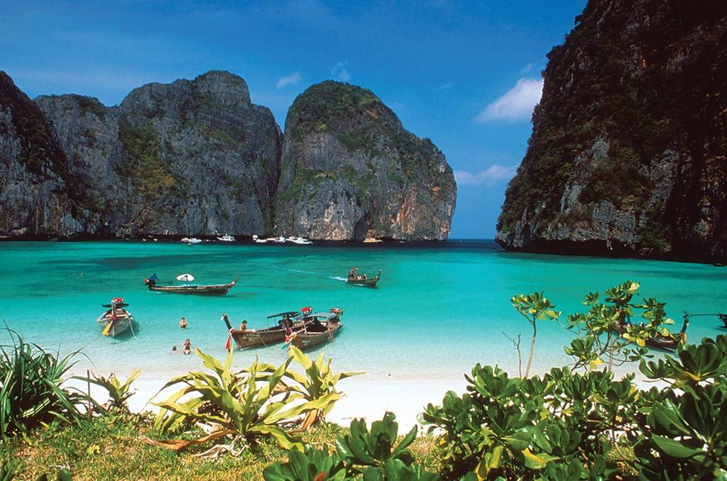 10 hon dao Thai Lan phuot thu Viet co the den de dang hinh anh 1