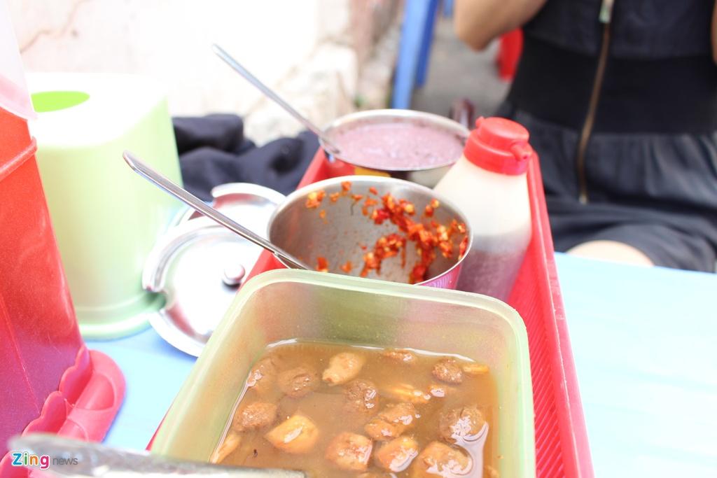 10 diem an vat hut khach quanh cho Vuon Chuoi anh 10