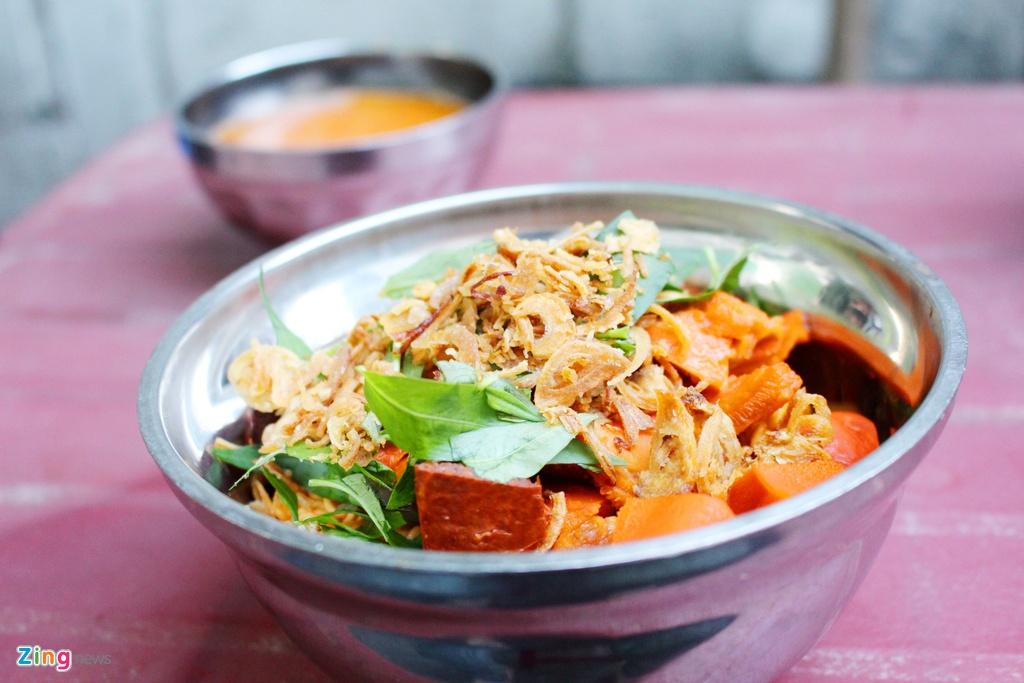 10 diem an vat hut khach quanh cho Vuon Chuoi anh 5