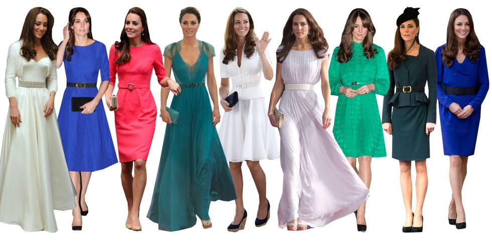 6 quy tac mac dep cua cong nuong Kate Middleton hinh anh 2