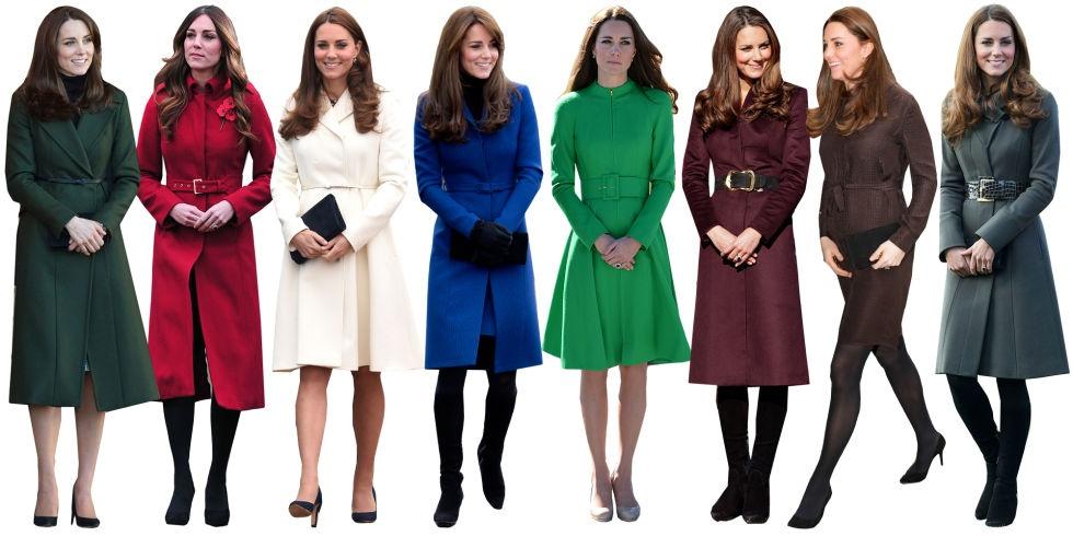 6 quy tac mac dep cua cong nuong Kate Middleton hinh anh 1