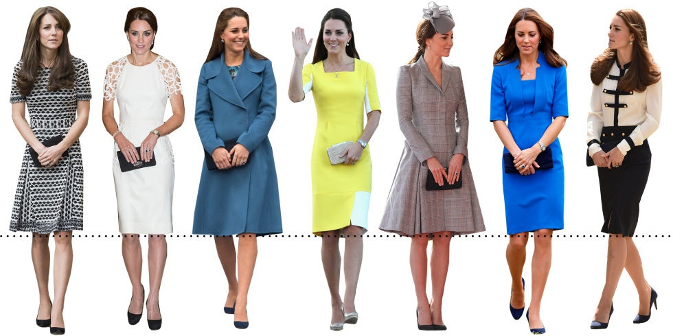 6 quy tac mac dep cua cong nuong Kate Middleton hinh anh 3