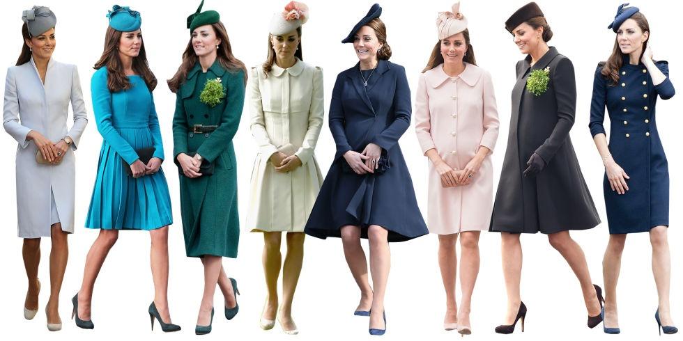 6 quy tac mac dep cua cong nuong Kate Middleton hinh anh 5