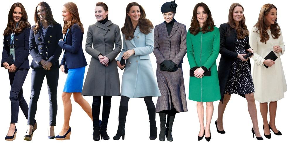 6 quy tac mac dep cua cong nuong Kate Middleton hinh anh 6