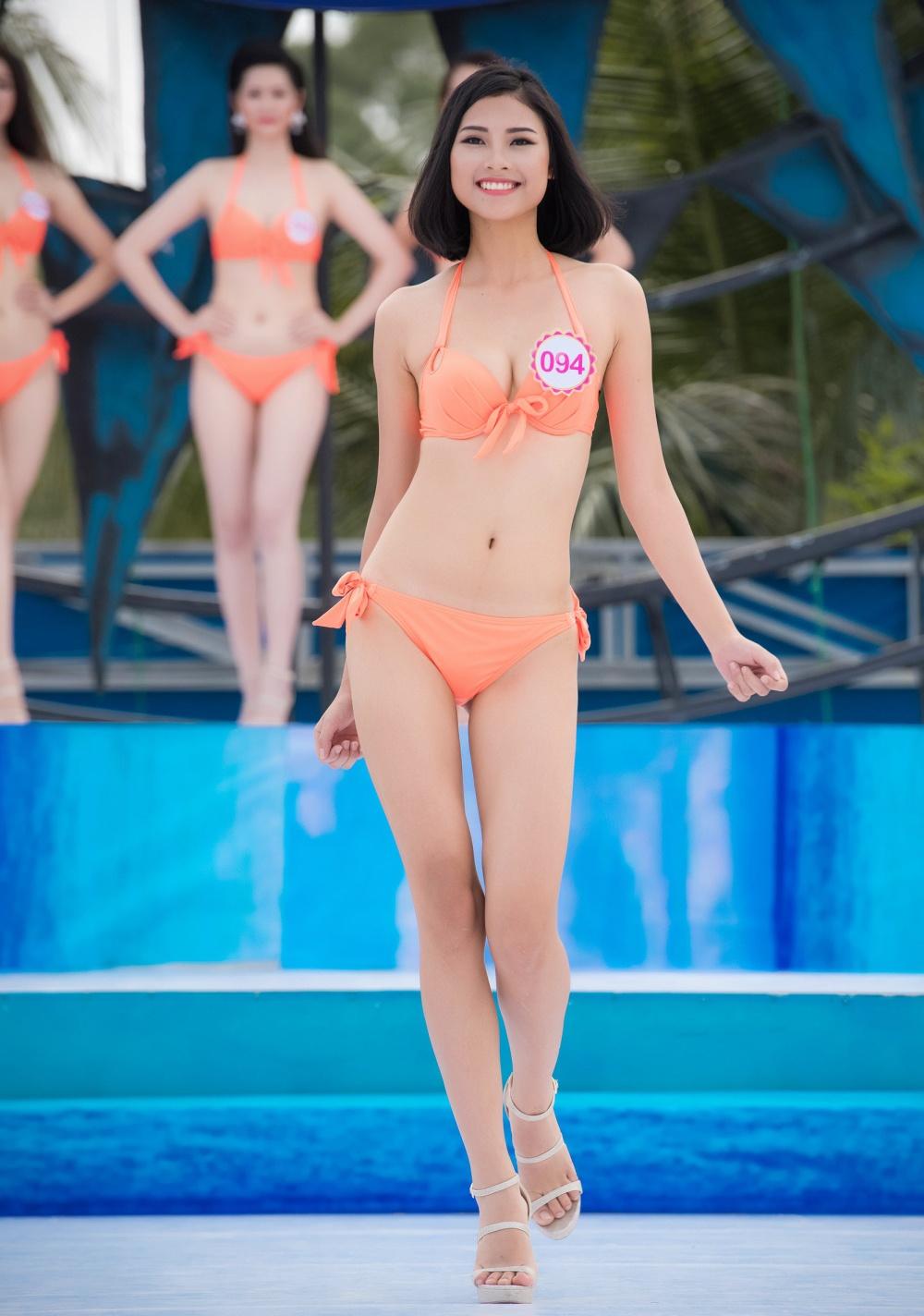 Thi sinh HHVN mac bikini thi Nguoi dep bien hinh anh 3