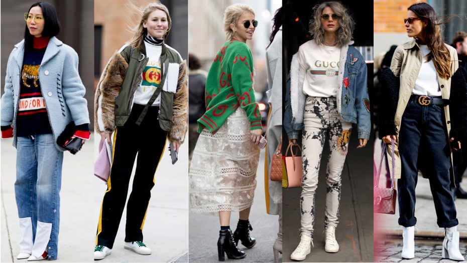 Xu huong thoi trang duong pho hot nhat New York Fashion Week hinh anh 7