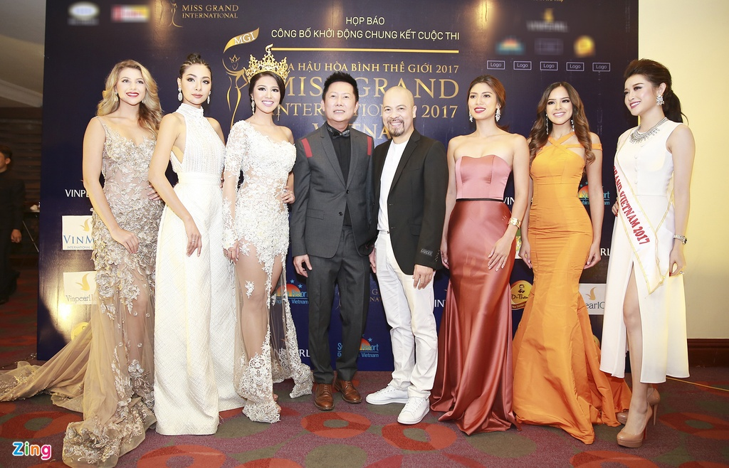 Miss Grand International 2017 anh 1