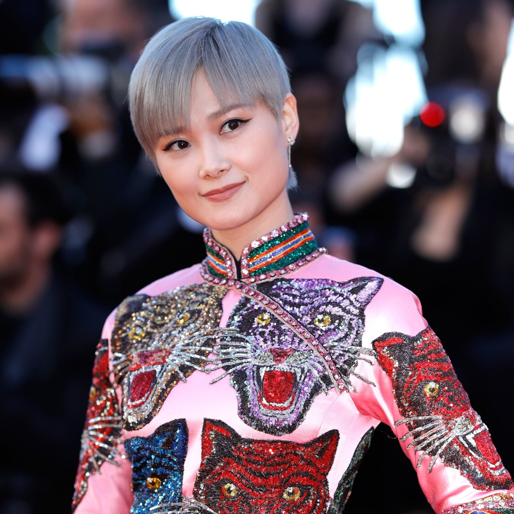 Ly Vu Xuan Cannes anh 1