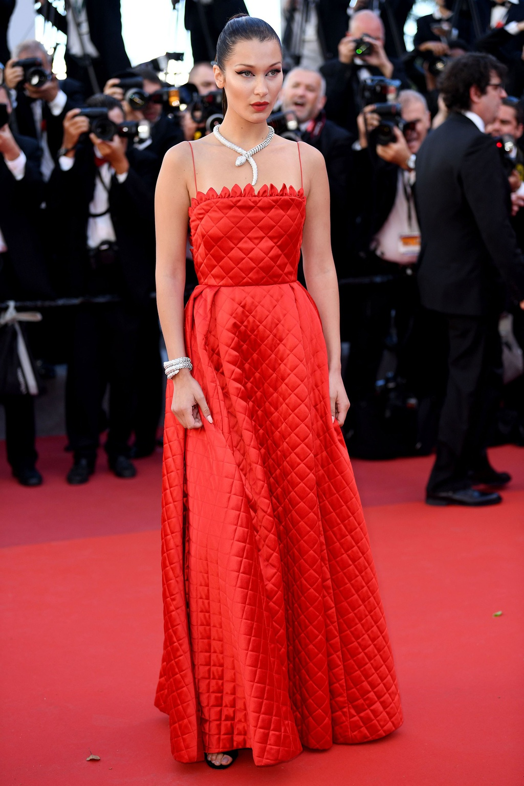 Ly Vu Xuan bat ngo tro thanh hien tuong tham do Cannes hinh anh 6