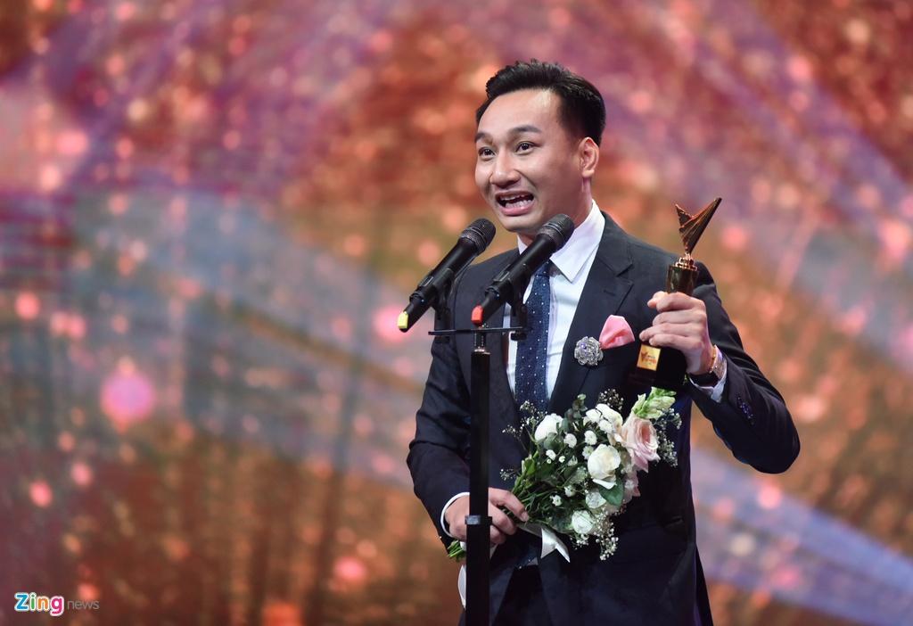 Thanh Trung VTV Awards anh 1