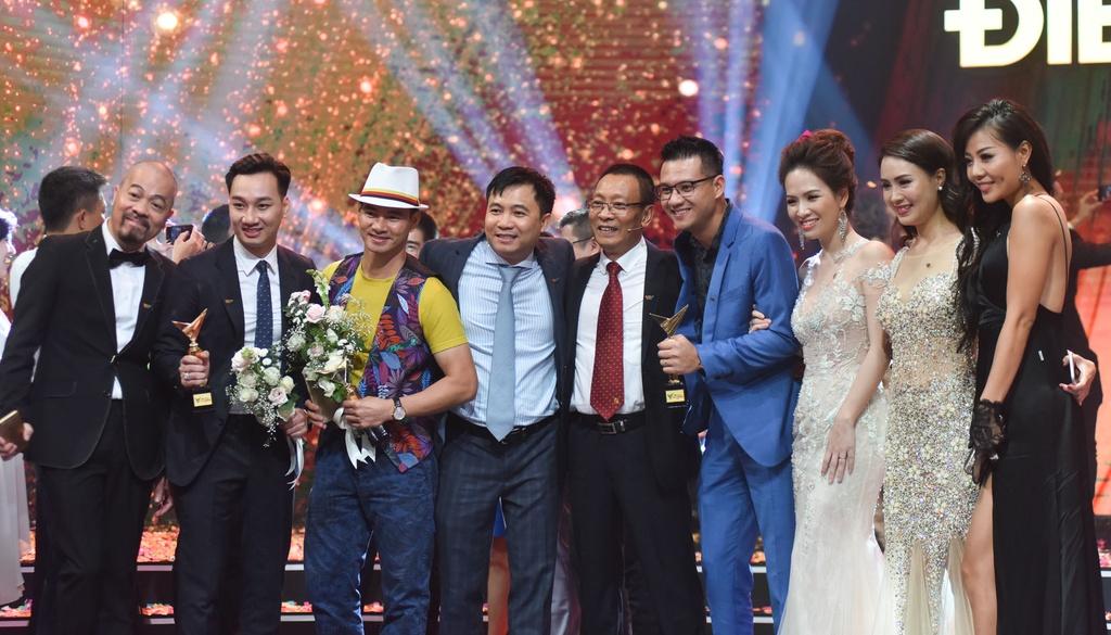Thanh Trung VTV Awards anh 2