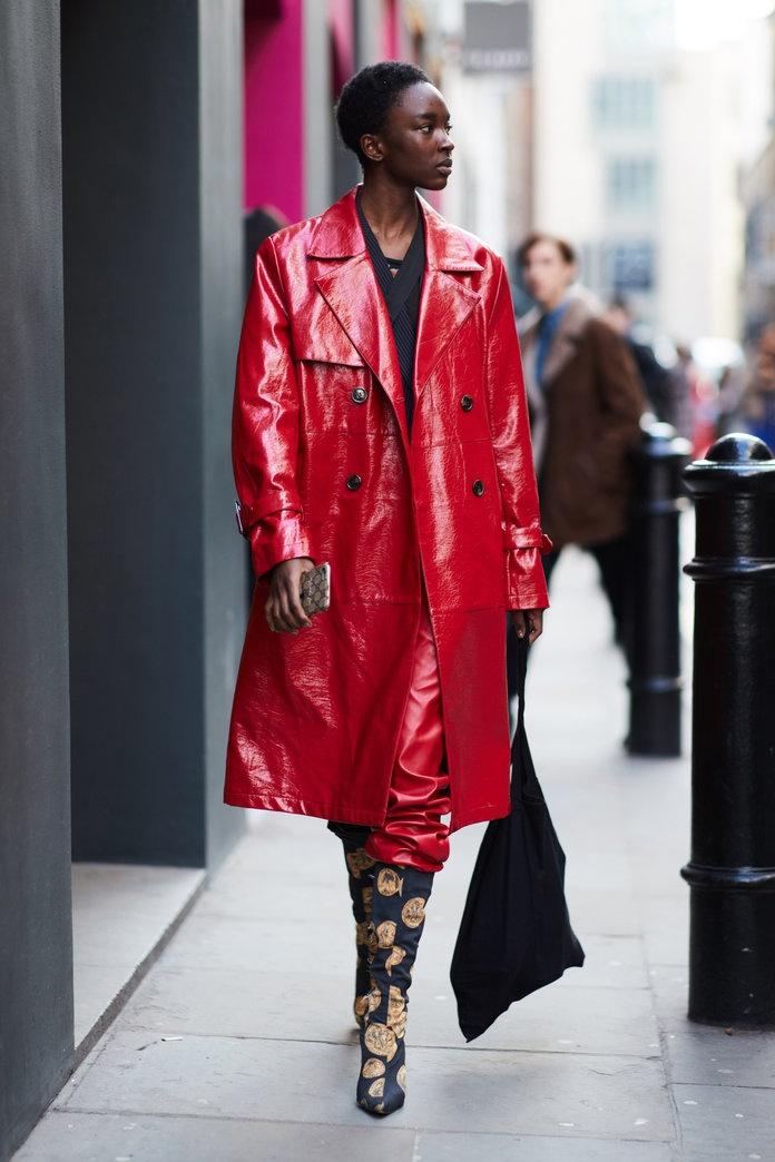 Street style thu dong sanh dieu cua tin do thoi trang London hinh anh 9