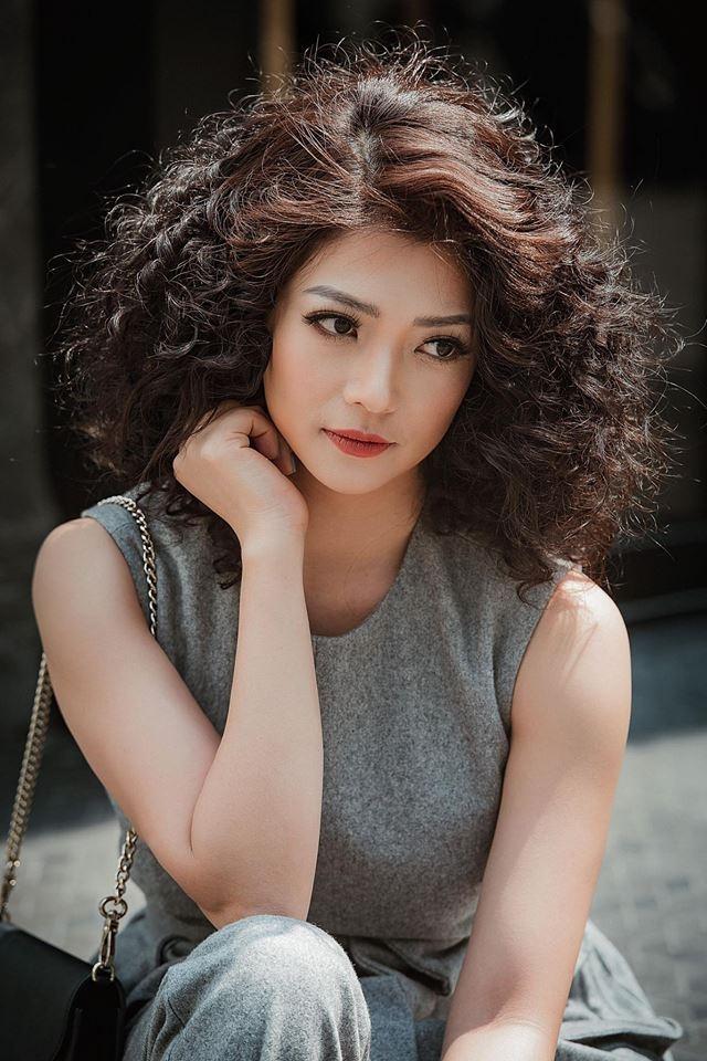 Kieu Anh: 'Tung co dien vien kiem ma mi ru toi di khach' hinh anh 2