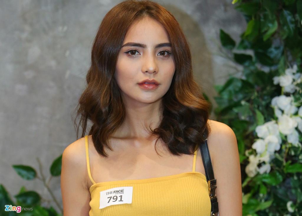 Mat moc nhot nhat cua thi sinh The Face Vietnam 2018 hinh anh 6