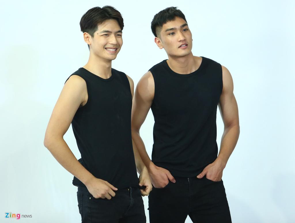 Mat moc nhot nhat cua thi sinh The Face Vietnam 2018 hinh anh 9