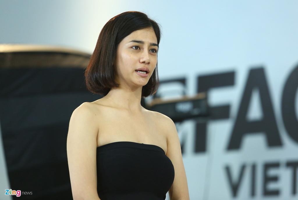 Mat moc nhot nhat cua thi sinh The Face Vietnam 2018 hinh anh 3
