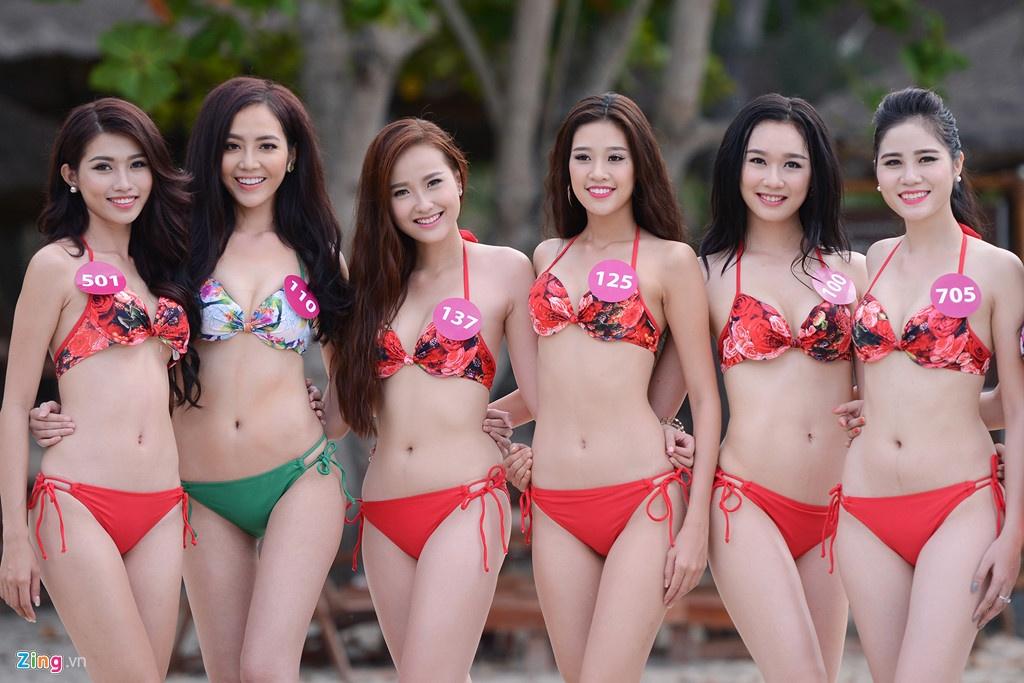 Bo trinh dien ao tam o cac cuoc thi hoa hau Viet: Nen hay khong? hinh anh 2