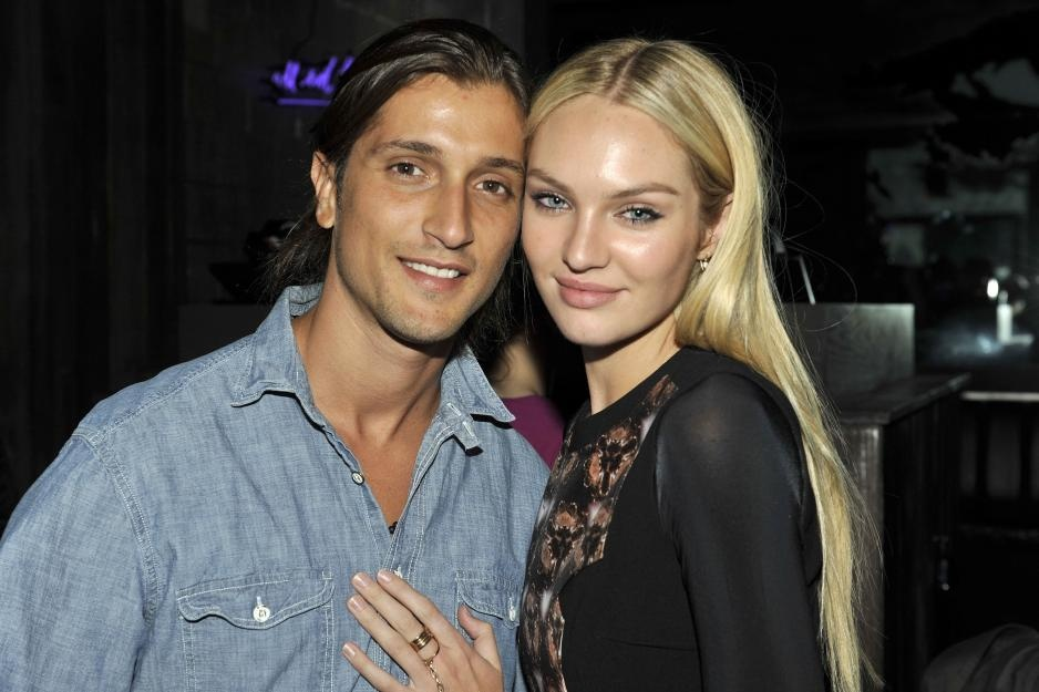 Thien than noi y Candice Swanepoel anh 2