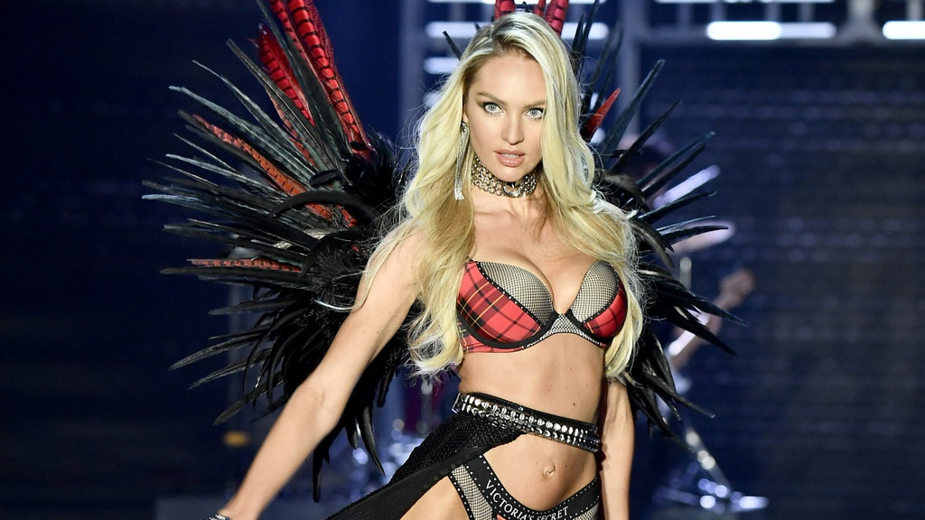 Thien than noi y Candice Swanepoel anh 3