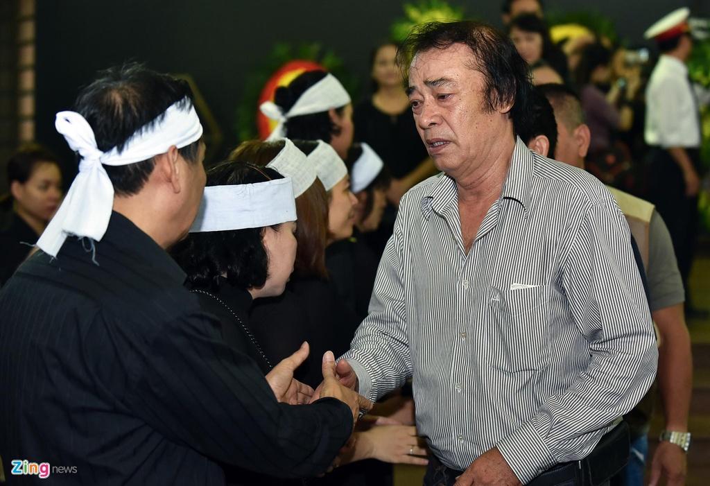 Vo 'Chi Pheo' Bui Cuong nam vien khi tang le cua chong dien ra hinh anh 6