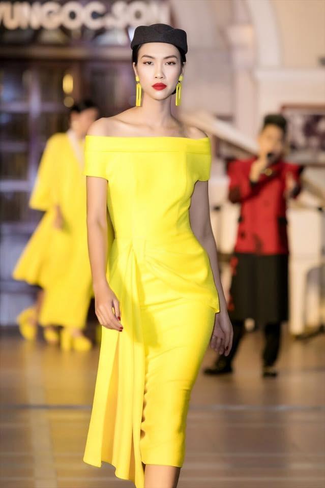 Quan quan Vietnam's Next Top Model anh 10