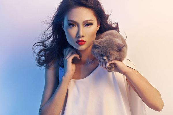 Quan quan Vietnam's Next Top Model anh 4