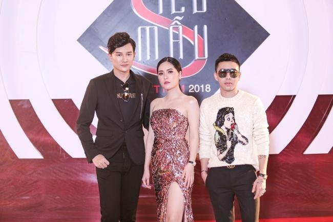 Sieu mau Viet Nam 2018: Giam khao khong chuyen, lay dau ra sieu mau? hinh anh 4