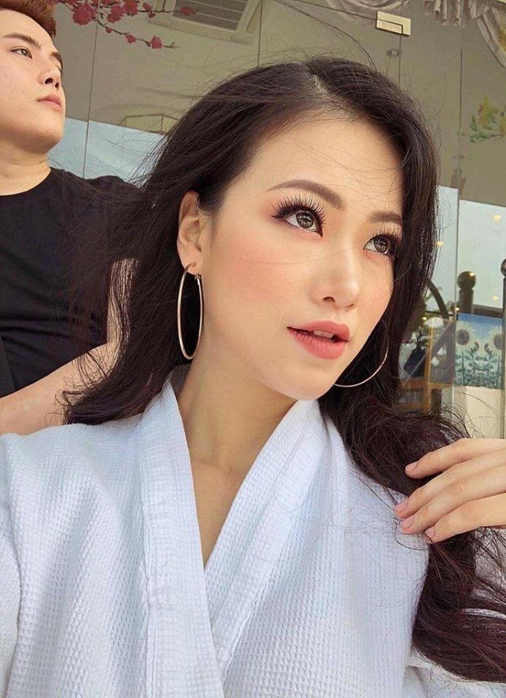 Phuong Khanh Hoa hau Trai dat anh 2