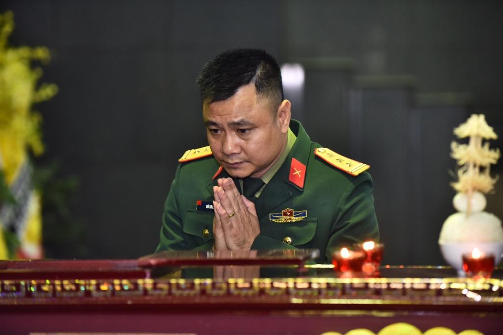 Xuan Bac, Tu Long va dong dao nghe si khoc lang tien dua NSND Anh Tu hinh anh 10