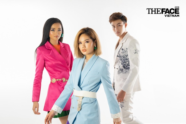 Vo Hoang Yen The Face 2018 anh 2