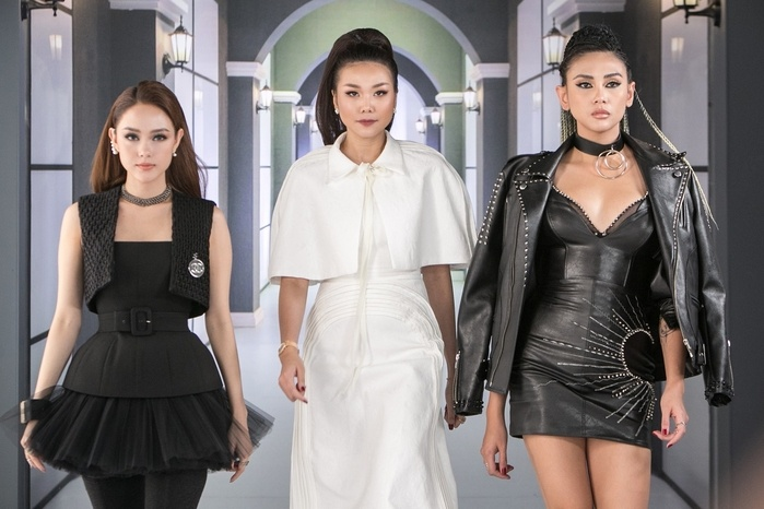 Vo Hoang Yen The Face 2018 anh 3