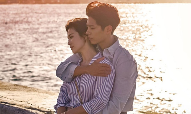Encounter Song Hye Kyo anh 2