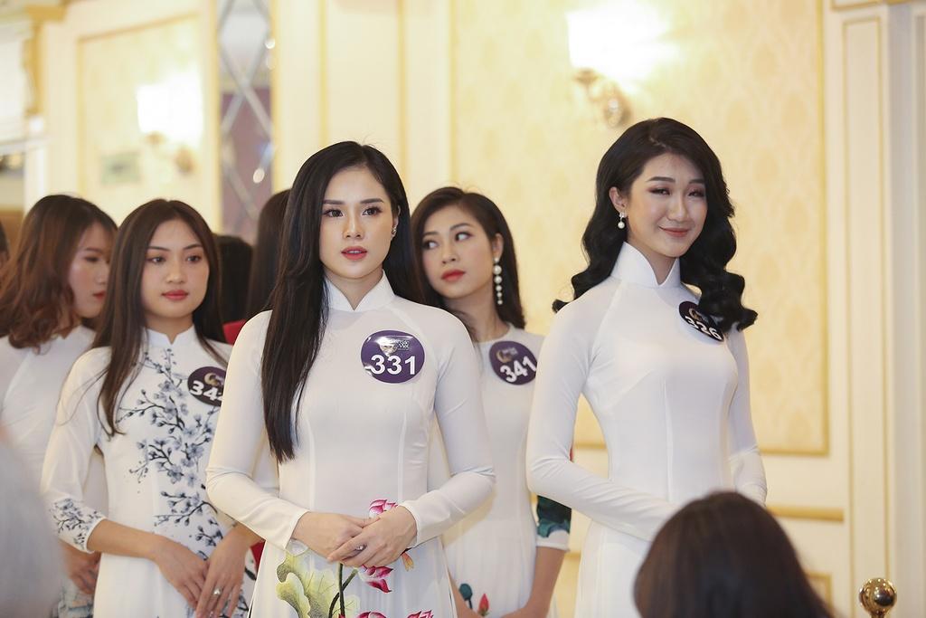 Hoa hau Ban sac Viet toan cau 2019 anh 3
