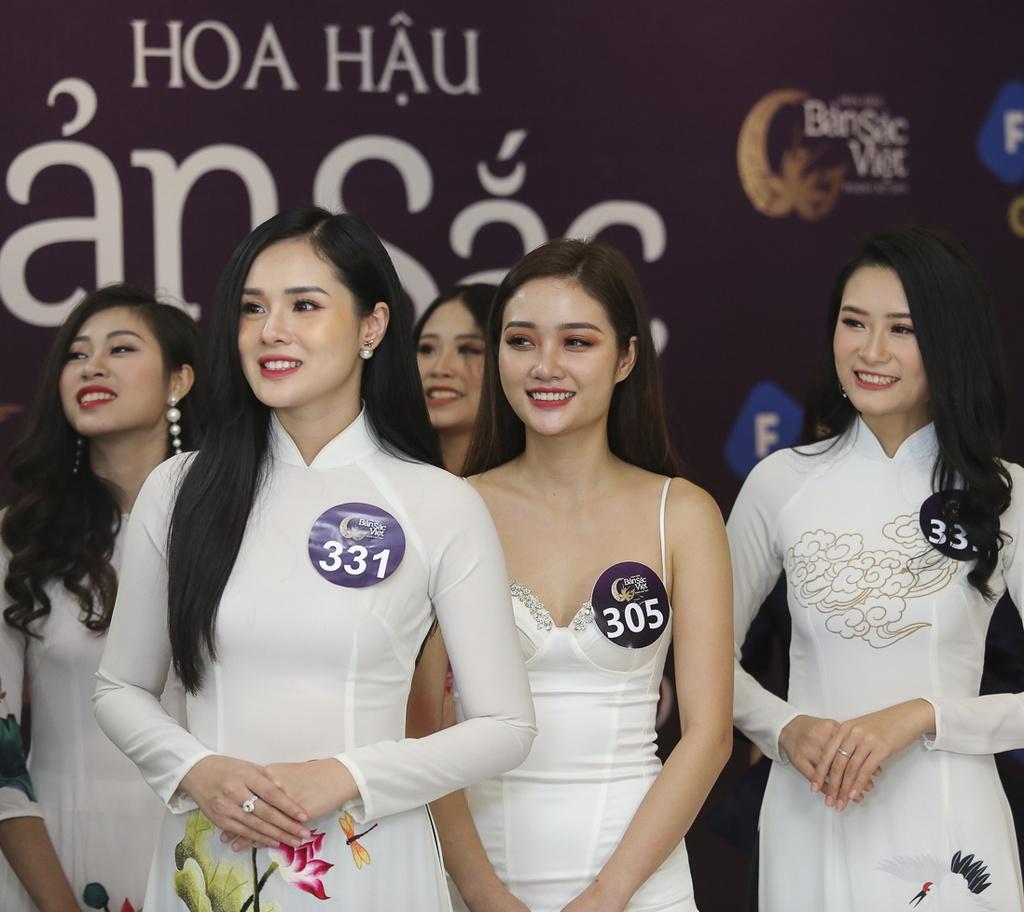 Hoa hau Ban sac Viet toan cau 2019 anh 4