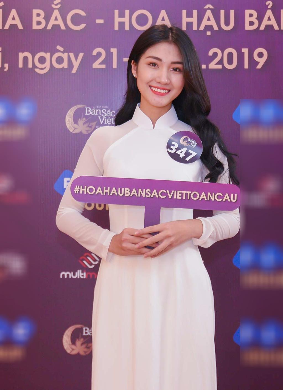 Hoa hau Ban sac Viet toan cau 2019 anh 8