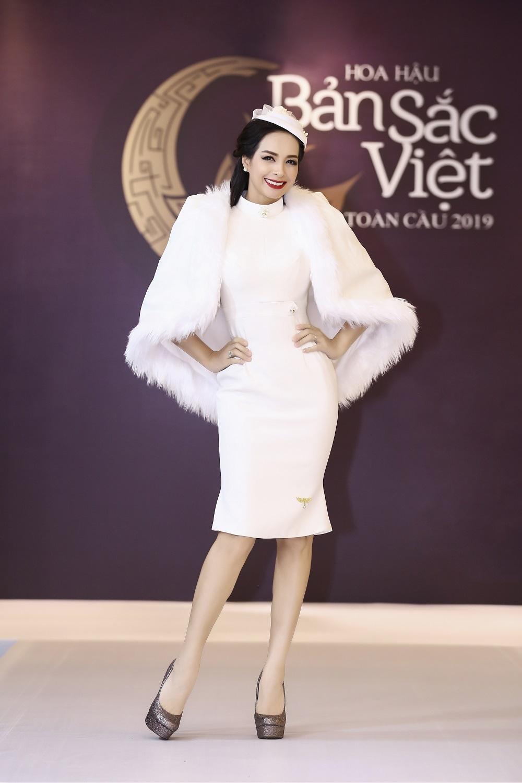 Hoa hau Ban sac Viet toan cau 2019 anh 2