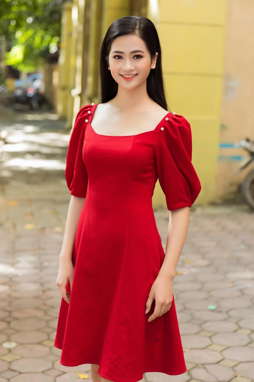 Dan thi sinh 10X du thi Hoa hau The gioi Viet Nam 2019 hinh anh 7