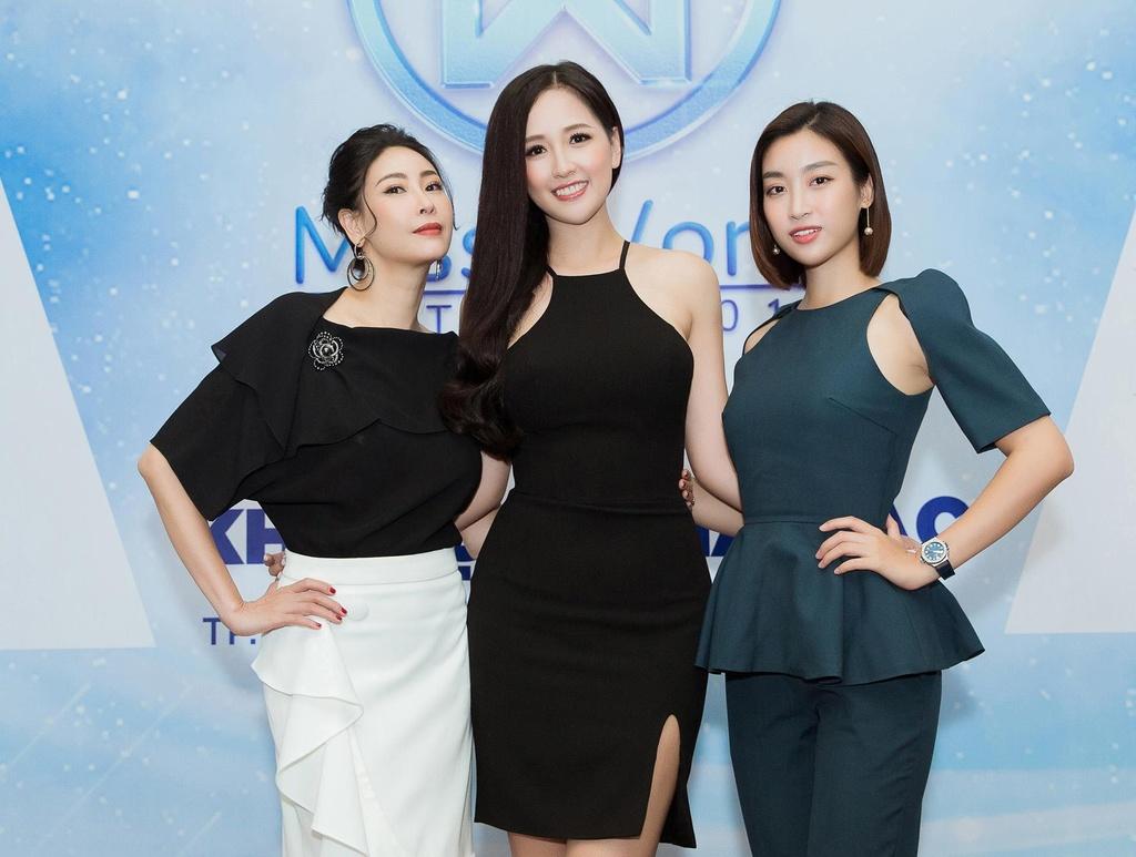 Dan thi sinh 10X du thi Hoa hau The gioi Viet Nam 2019 hinh anh 1