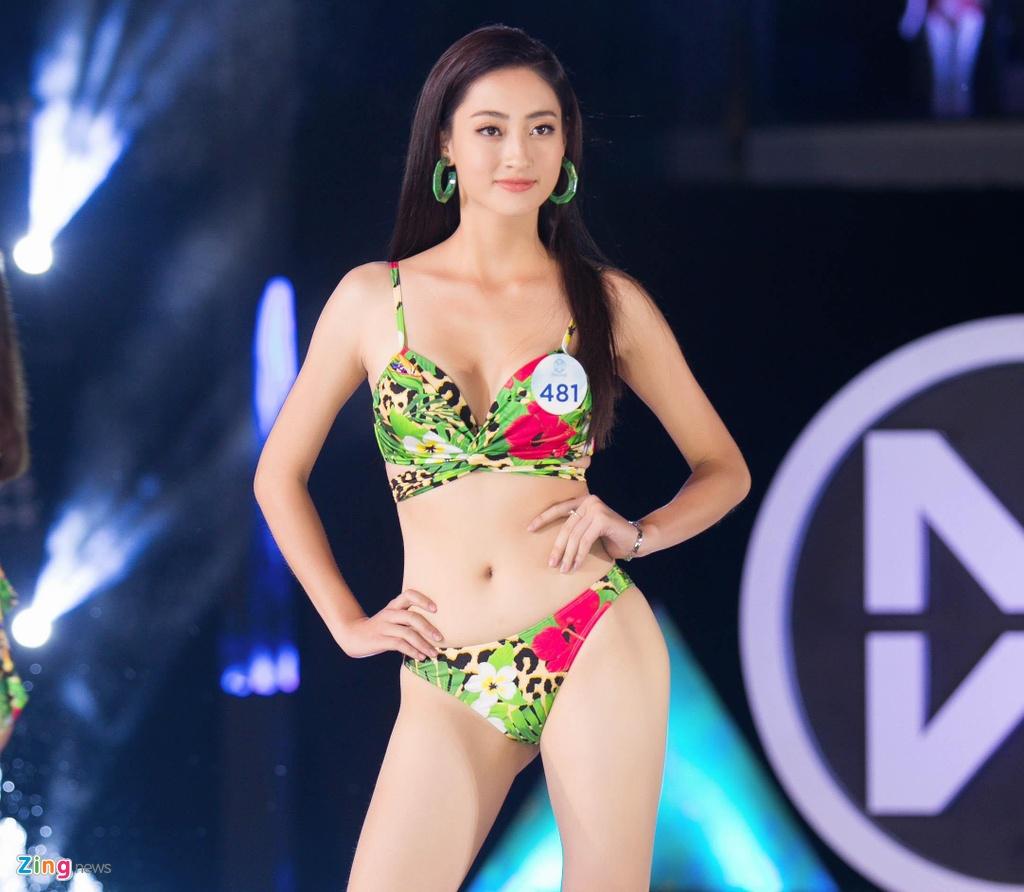 Hoa hau 10X Luong Thuy Linh: Hoc sinh gioi quoc gia, IELTS 7.5 hinh anh 3