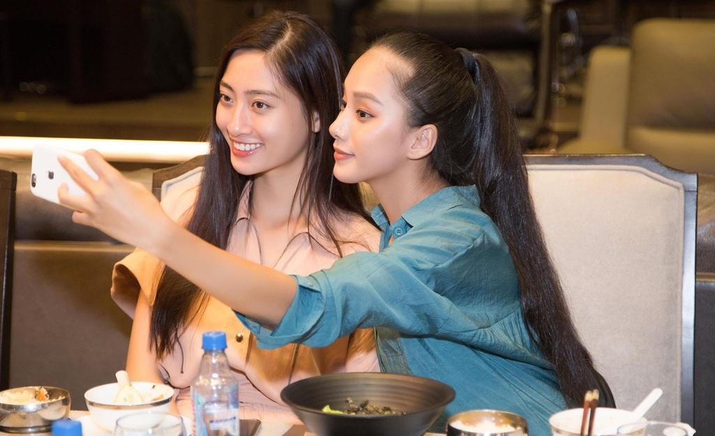 Hoa hau Luong Thuy Linh sinh nhat anh 7
