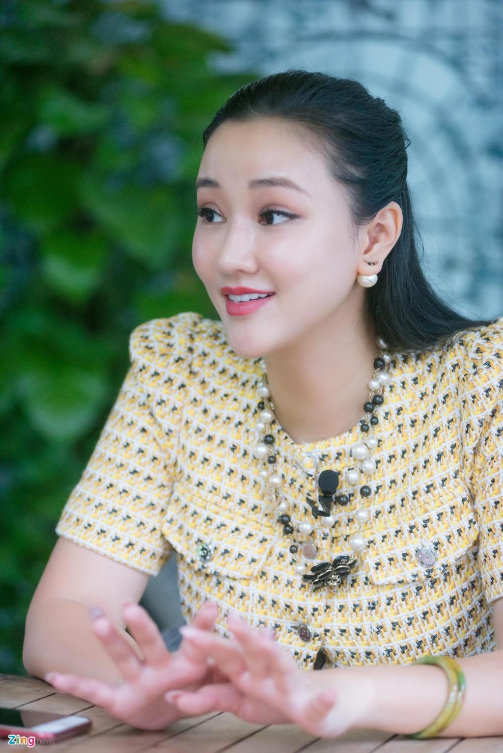 Dien vien Maya: 'Neu co canh nong tao bao hon Vo ba, toi van dong' hinh anh 4