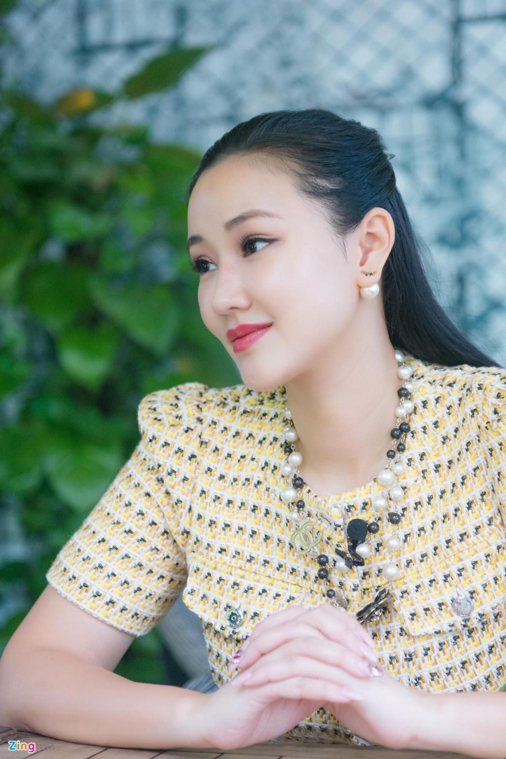 Dien vien Maya: 'Neu co canh nong tao bao hon Vo ba, toi van dong' hinh anh 5