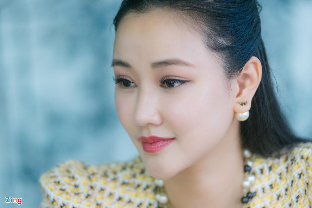 Dien vien Maya: 'Neu co canh nong tao bao hon Vo ba, toi van dong' hinh anh 1